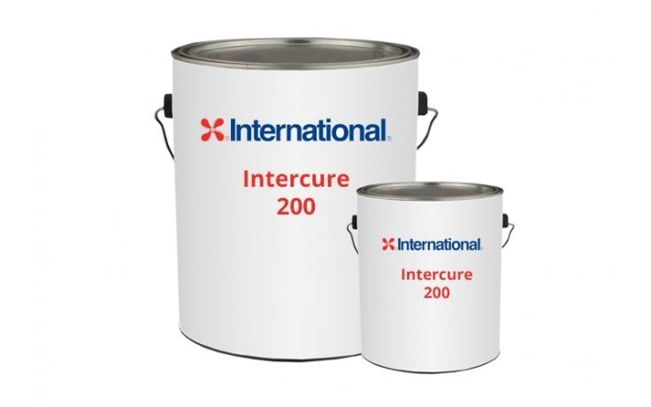 Intercure 200 Intercure 200 - Двухкомпонентный грунт для стальных конструкций