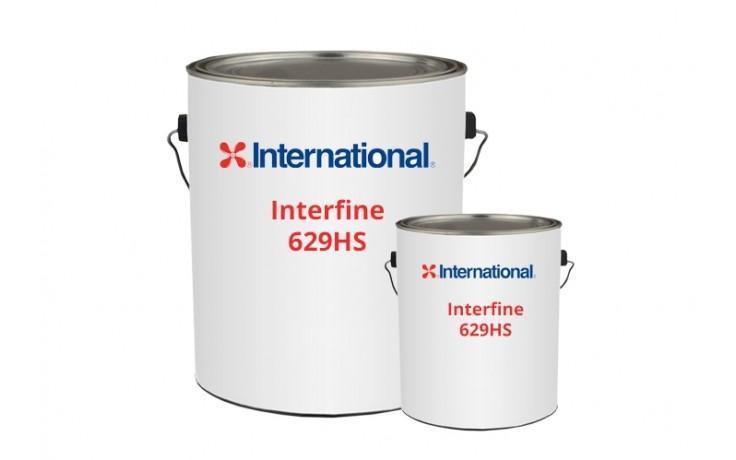 Interfine 629 Hs - антикоррозионное акриловое покрытие