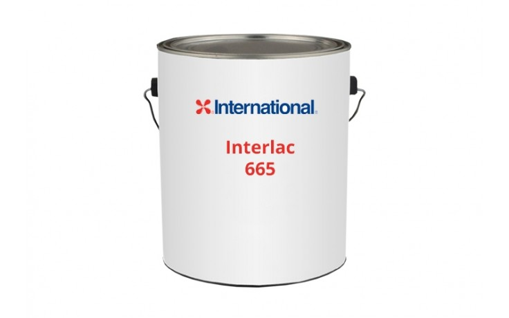 Interlac 665 антикоррозийная алкидная эмаль