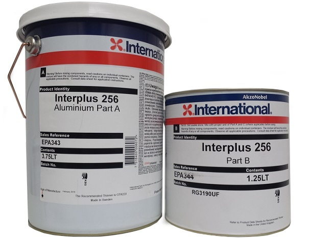 Interplus 256 - антикоррозионный эпоксидный грунт