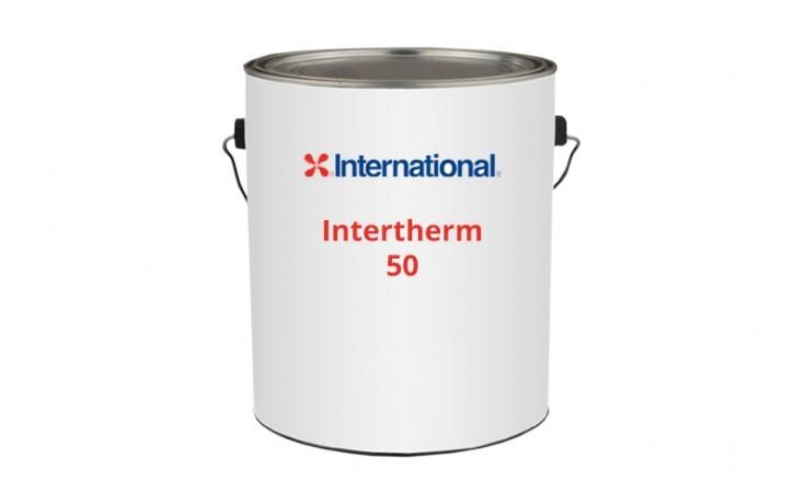 Intertherm 50 - Однокомпонентное жаростойкое покрытие