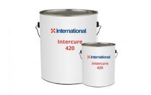 Intercure 420 - Антикоррозионное эпоксидное покрытие