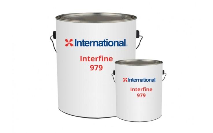 Interfine 979 - Антикоррозионное отделочное покрытие