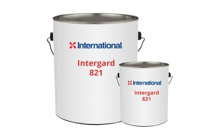 Intergard 821 - эпоксидная шпаклевка без растворителя
