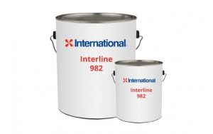 Interline 982 - Антикоррозионный грунт для резервуаров