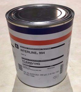 Interline 994 - химически стойкое покрытие для резервуаров