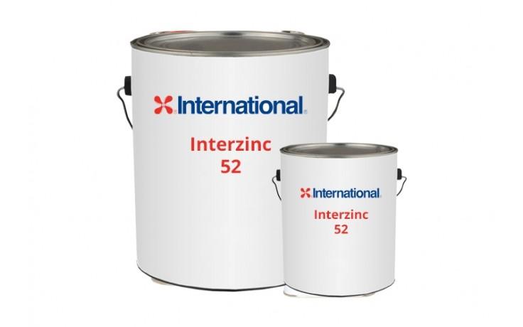 Interzinc 52 Двухкомпонентный эпоксидный грунт