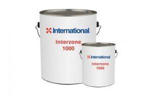 Interzone 1000 - антикоррозионный эпоксидный грунт